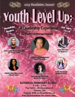 Youth Level Up:  A Leadership Experience